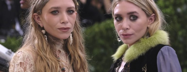 Mary-Kate Olsen and Ashley Olsen